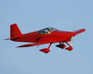 Amateur built airplanes